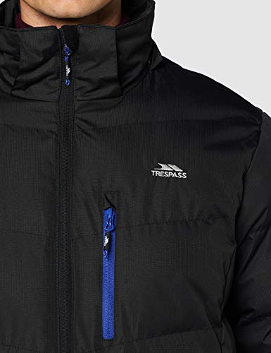 Trespass Blustery Mens Padded Jacket with Hood 5