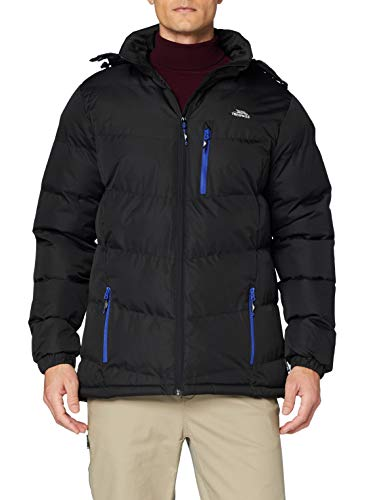 Trespass Blustery Mens Padded Jacket with Hood 1