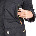 Trespass Clea Womens Padded Waterproof Coat with Hood 28