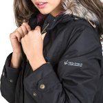 Trespass Clea Womens Padded Waterproof Coat with Hood 29