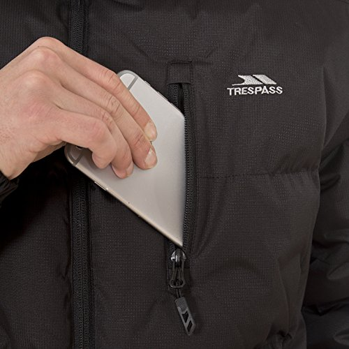 Trespass Boys' Tuff Warm Padded Windproof Jacket 3