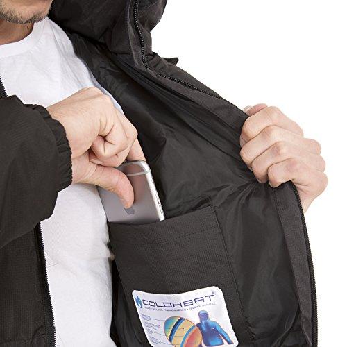 Trespass Boys' Tuff Warm Padded Windproof Jacket 4
