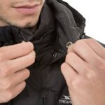 Trespass Boys' Tuff Warm Padded Windproof Jacket 23