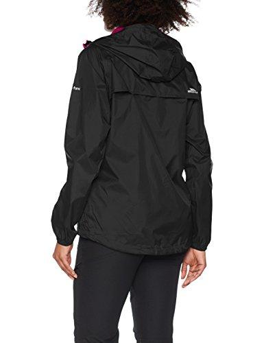 Trespass Women's Qikpac Compact Pack Away Waterproof Rain Jacket 3