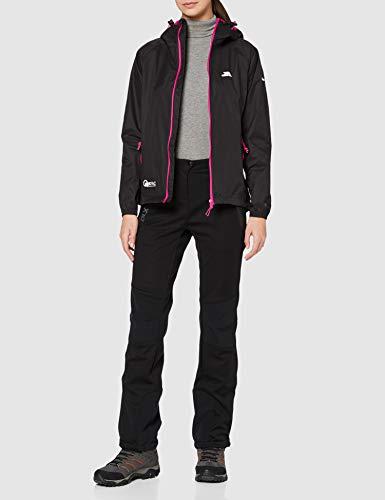 Trespass Women's Qikpac Compact Pack Away Waterproof Rain Jacket 4