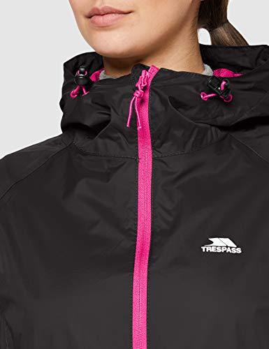 Trespass Women's Qikpac Compact Pack Away Waterproof Rain Jacket 9