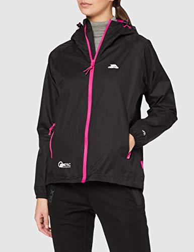 Trespass Women's Qikpac Compact Pack Away Waterproof Rain Jacket 1