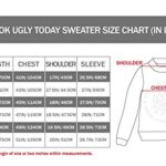 Ugly Christmas Sweater for Men, Funny Chunky Knit Xmas Pullover Festive Fair Isle Crowdneck Long Sleeve Jumper for… 16