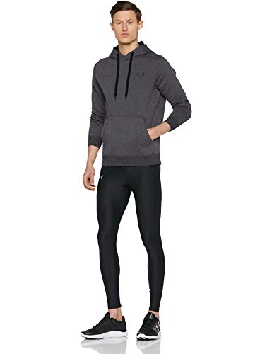 Under Armour Rival Fitted Pull Over, Breathable Running Hoodie Made of Stretchy Material, Hooded Jumper with Practical… 13