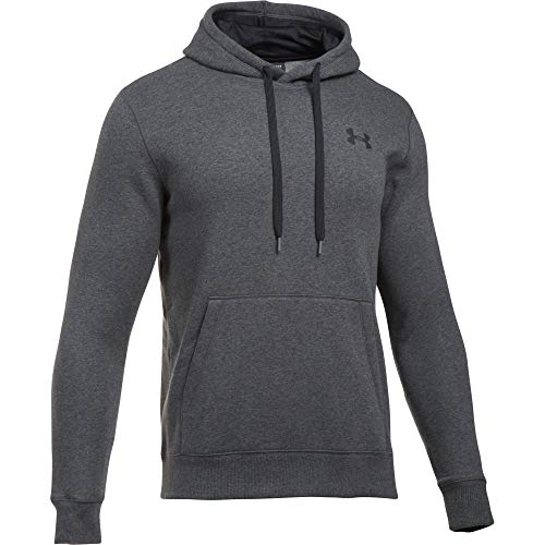 Under Armour Rival Fitted Pull Over, Breathable Running Hoodie Made of Stretchy Material, Hooded Jumper with Practical… 9