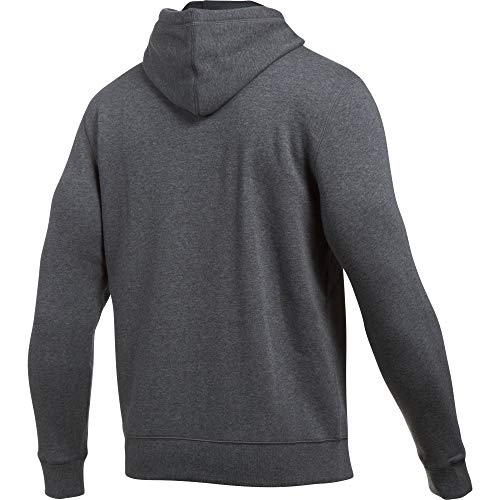 Under Armour Rival Fitted Pull Over, Breathable Running Hoodie Made of Stretchy Material, Hooded Jumper with Practical… 10