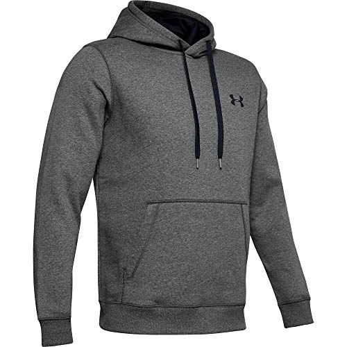 Under Armour Rival Fitted Pull Over, Breathable Running Hoodie Made of Stretchy Material, Hooded Jumper with Practical… 11