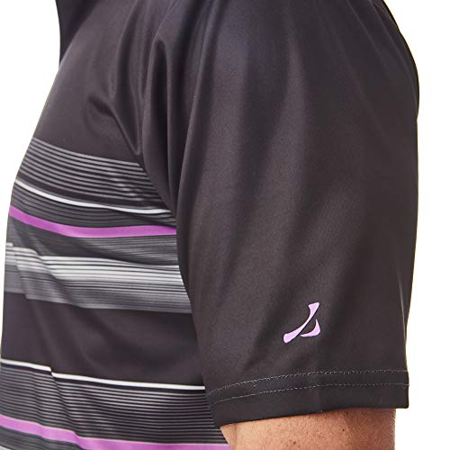 Under Par Men's Golf Pro Quality Breathable Wicking 8 Styles 18 Colours Golf Golf Polo Shirt 5