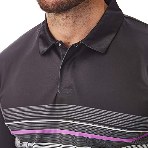 Under Par Men's Golf Pro Quality Breathable Wicking 8 Styles 18 Colours Golf Golf Polo Shirt 7
