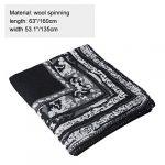 VBIGER Women Winter Poncho Oversized Warm Blanket Cape Wraps Shawl Cardigans 20