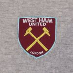 West Ham United FC Official Football Gift Mens Crest Polo Shirt 10