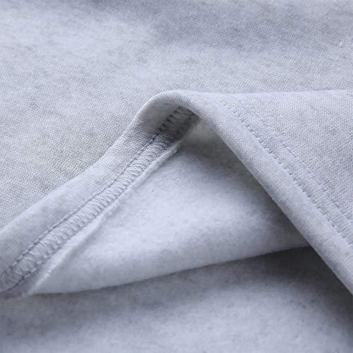 Women Christmas Sweatshirt O-Neck Pullover Tops Novelty Funny Graphic Long Sleeve T-Shirts Xmas Holiday Casual… 5