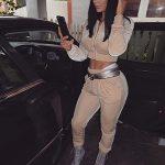Women Velour Velvet Tracksuit Zip Up Crop Tops + Long Pants Playsuit Sport Gym Jogging Suit Lounge Wear 21