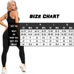 Women's Seamless High Waisted Gym Leggings Power Stretch Compression Running Workout Leggings 17