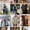 Women's Gilet Jacket Stand Collar Lightweight Quilted Zip Vest Bodywarmer Outdoor Gilet 15