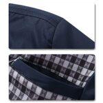 Mens Summer Bomber Jackets Casual Lightweight Windbreaker Sports Jacket Cargo Outwear 18