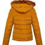 shelikes Womens Jacket Quilted Winter Padded Coat 11