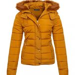 shelikes Womens Jacket Quilted Winter Padded Coat 9