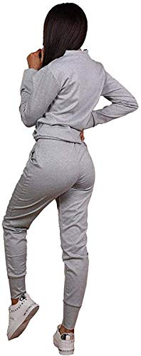 shelikes Womens Vogue Print 2 Piece Loungewear Tracksuit Ladies Top and Jogger Set Size 8-22 4