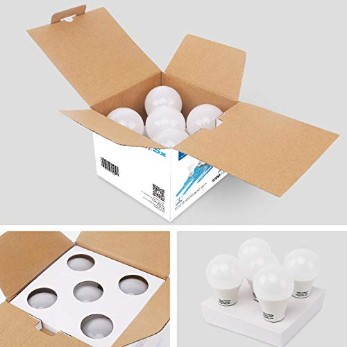 LED E27 Edison Screw Bulbs, Aigostar 15W A60 E27 Light Bulb, E27 Led Bulb Warm White 3000K Energy Saving Light Bulbs… 8