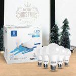 LED E27 Edison Screw Bulbs, Aigostar 15W A60 E27 Light Bulb, E27 Led Bulb Warm White 3000K Energy Saving Light Bulbs… 28