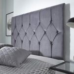 Bed Centre Ziggy Grey Plush Sprung Memory Foam Divan Bed Set With Mattress, 2 Drawers (Bottom Base) And Headboard (Small… 11