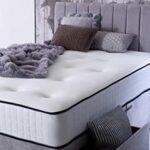 Comfort Night Sleep's Bravo Divan Bed and Mattress Set with Free Headboard   2 Drawer same side   (3FT Single) 14