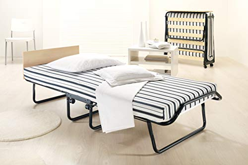 JAY-BE Jubilee Folding Bed with Rebound e-Fibre Mattress, Compact, Single 4