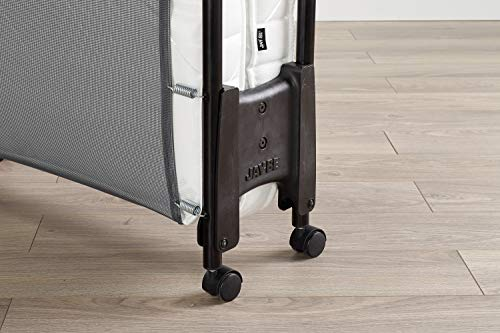 JAY-BE Revolution Folding Bed with Micro e-Pocket Mattress, Compact, Single 5