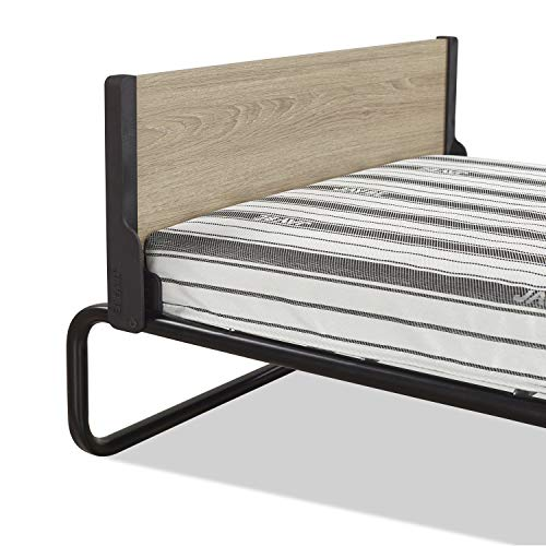 JAY-BE Revolution Folding Bed with Rebound e-Fibre Mattress, Compact, Single 8