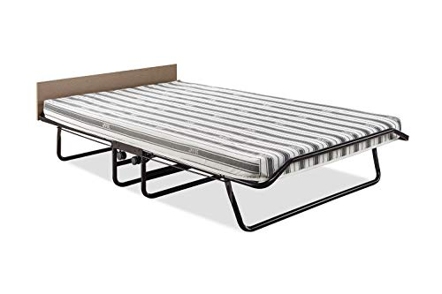 JAY-BE Supreme Folding Bed with Rebound e-Fibre Mattress and Automatic Folding Legs, Compact, Small Double 1