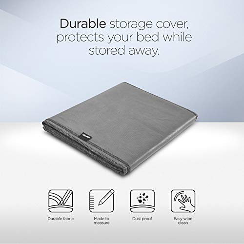Jay-Be Storage Cover for Jubilee Folding Bed - Single - Grey 3