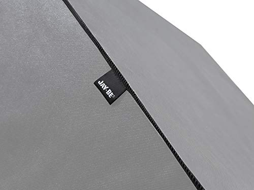 Jay-Be Storage Cover for Jubilee Folding Bed - Single - Grey 4