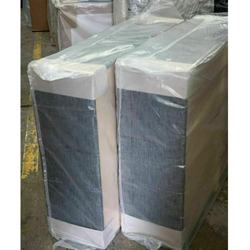 unbeatableoffers Heavy Duty Plastic Mattress & Divan Bed Base Storage Bags 300 Gauge (1 x 3ft Divan Base Bag) 3