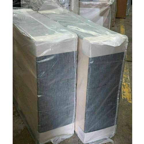 unbeatableoffers Heavy Duty Plastic Mattress & Divan Bed Base Storage Bags 300 Gauge (1 x 3ft Divan Base Bag) 1