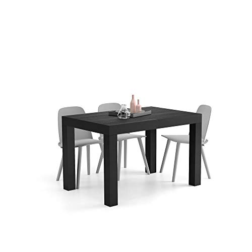 Mobilifiver Extending Table, First, 120-200 x 80 x 76 cm, Made in Italy