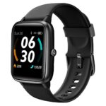 Smart Watch, AKWLOVY GPS Integrated Fitness Tracker Watch, IP68 Waterproof Heart Rate Monitoring Activity Tracking Sport Smartwatch for Ladies Men Women for Iphone Android IOS with Phone Notifications 15